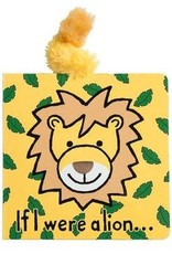 Jellycat Inc. Jellycat If I Were A Lion Book