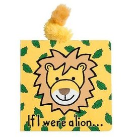 Jellycat Inc. Jellycat If I Were A Lion Book