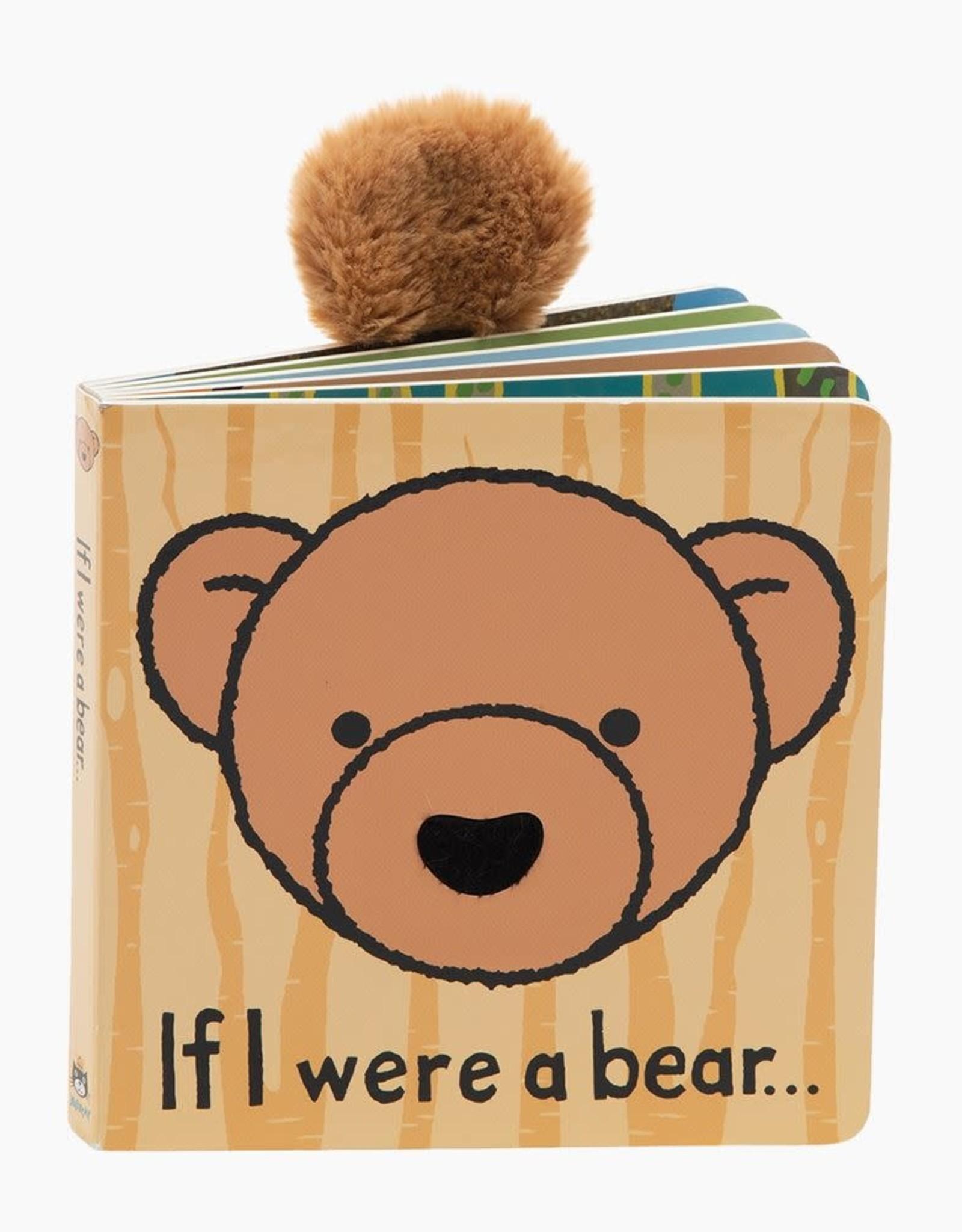 Jellycat Inc. Jellycat If I Were a Bear Book