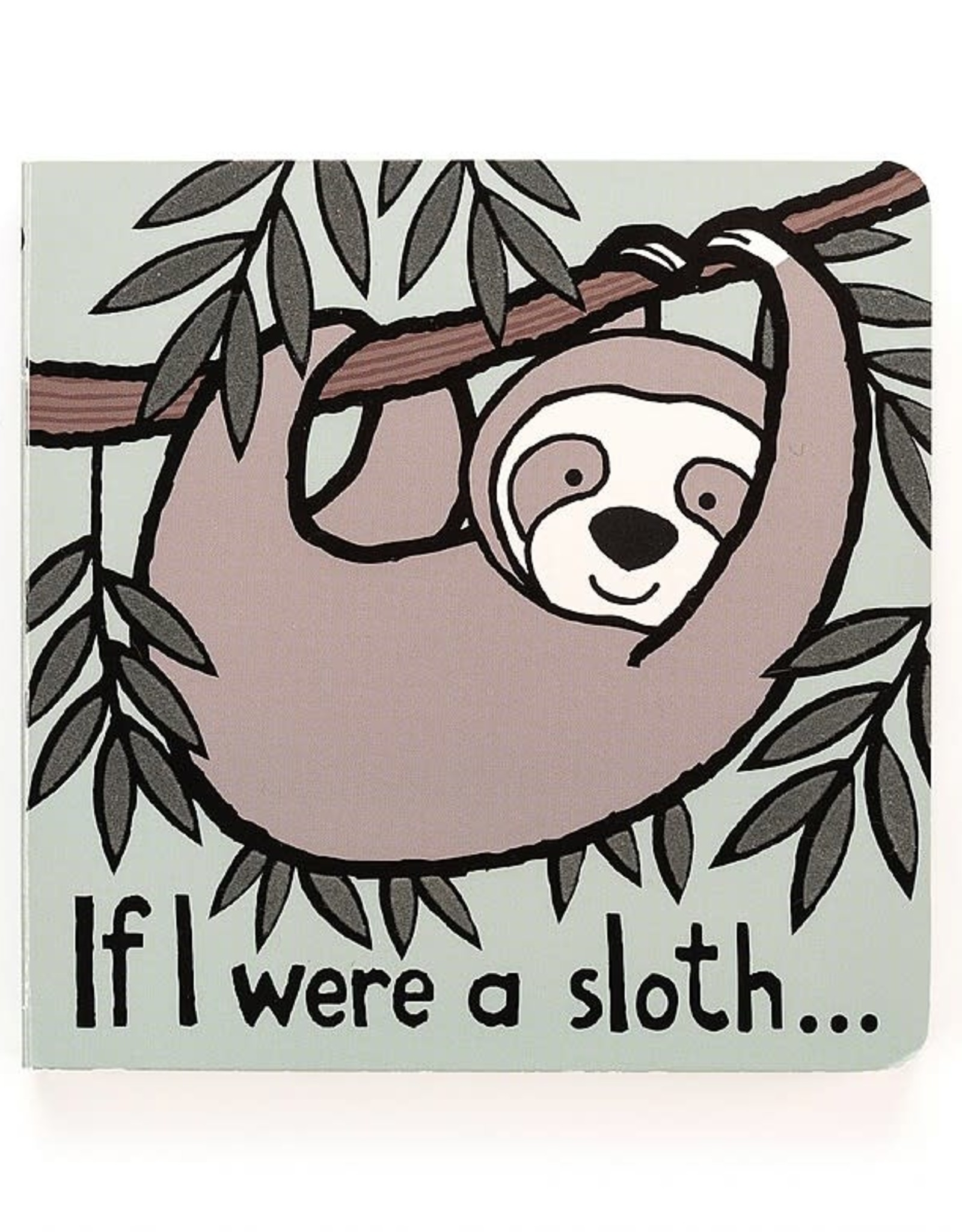 Jellycat Inc. Jellycat If I were a Sloth Book