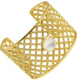 Julie Vos Julie Vos Loire Cuff Bracelet