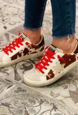 Vintage Havana Houston Cowhide Sneaker