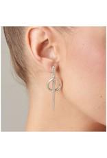 UNOde50 UNO de 50 Backstitch Earring