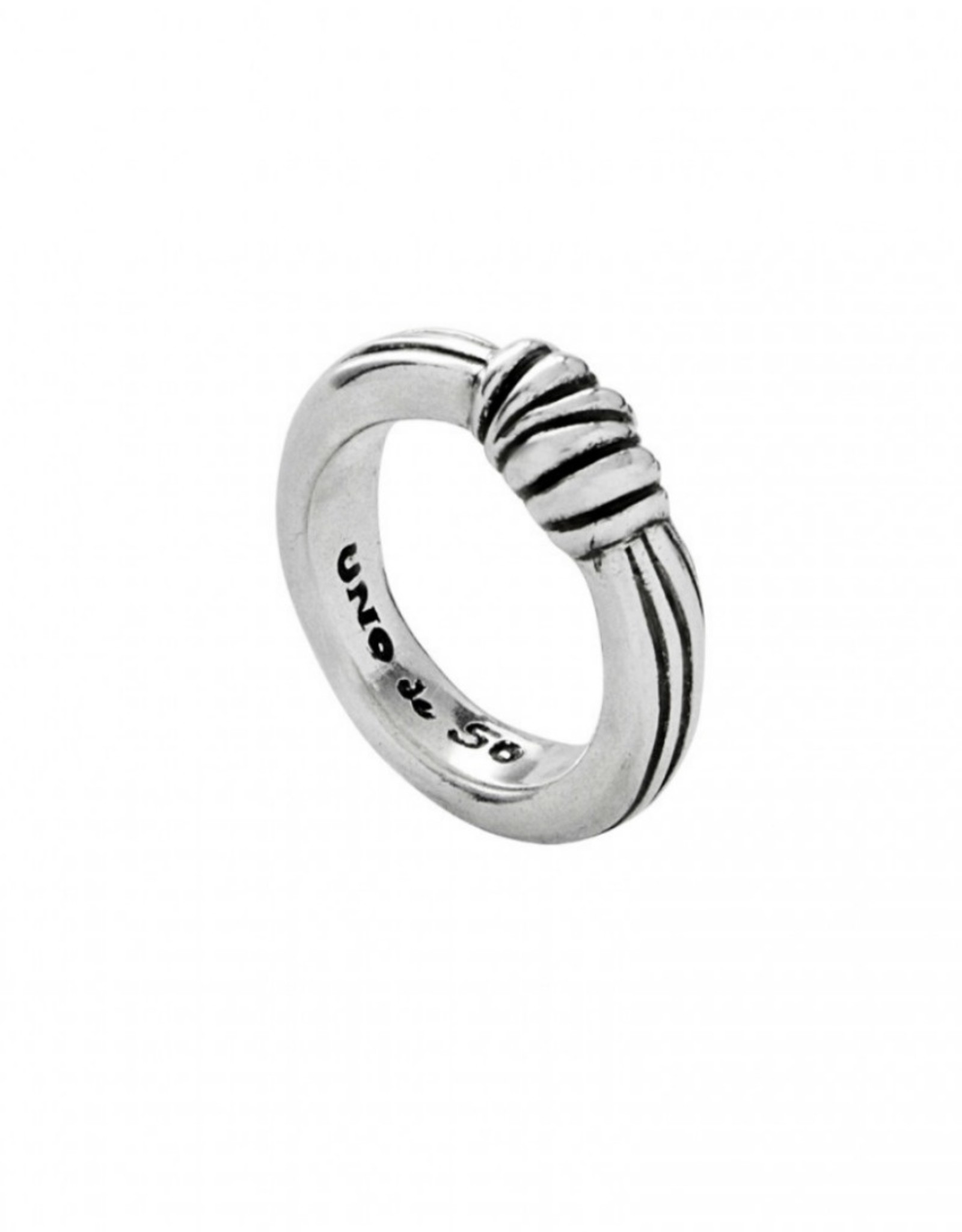 UNOde50 UNO de 50 Knot Knot Ring