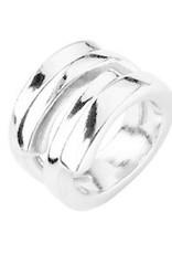 UNOde50 UNO de 50 Maratua Island Ring Silver