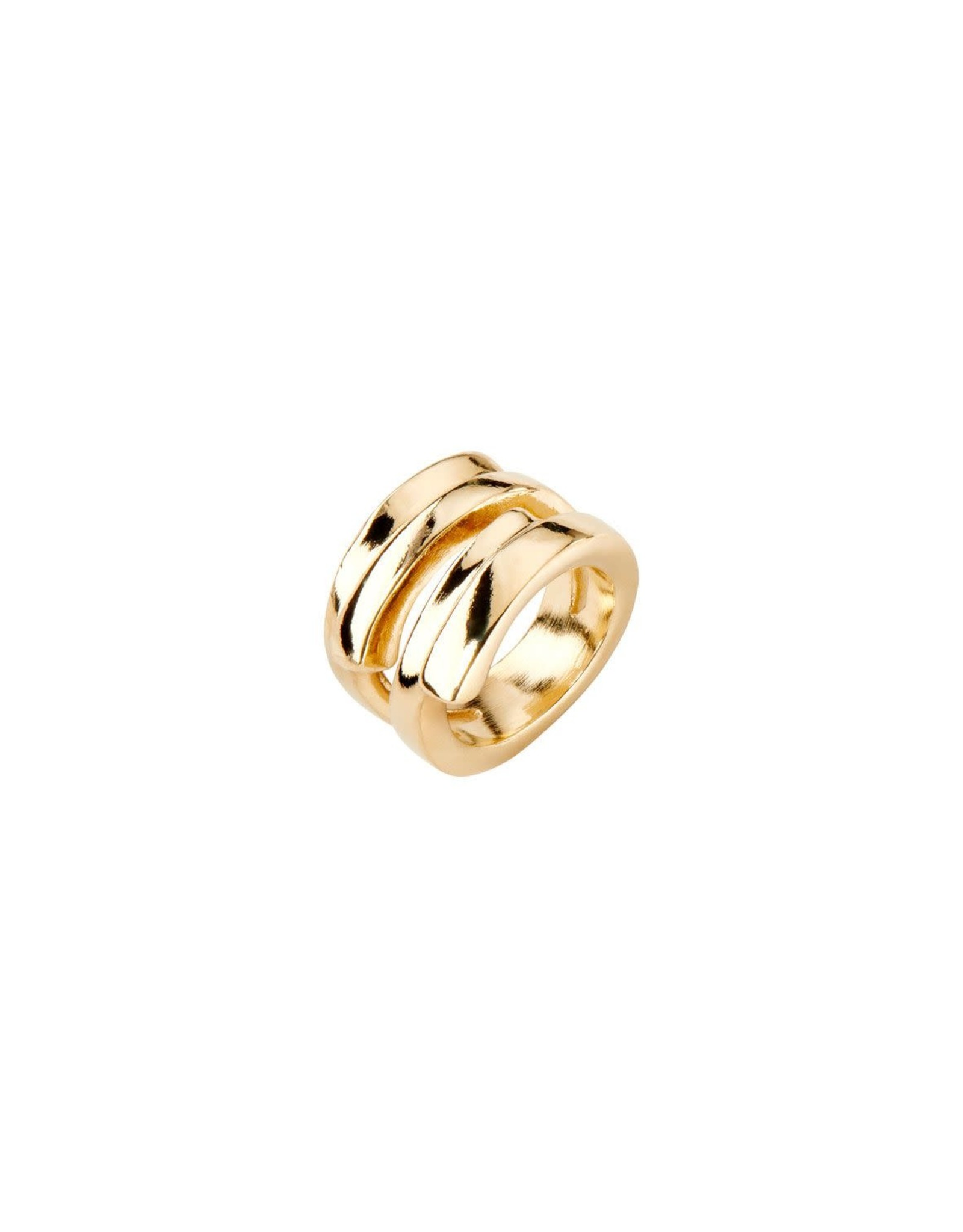 UNOde50 UNO de 50 Maratua Island Ring Gold