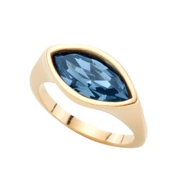 UNOde50 UNO de 50 Pop Eye Ring Gold