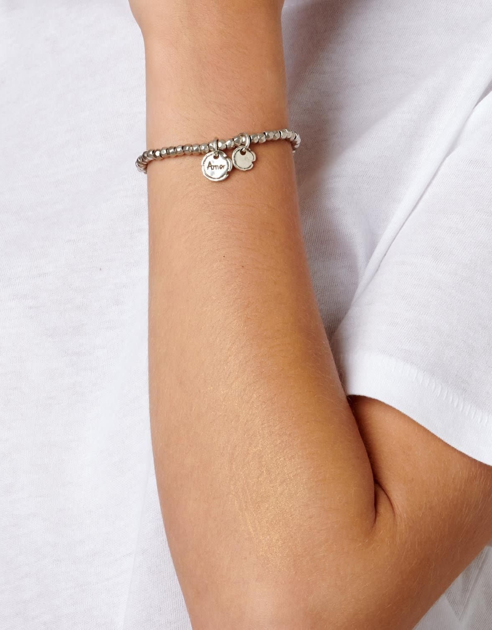 UNOde50 UNO de 50 Sealed Love Bracelet