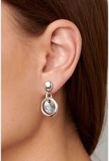 UNOde50 UNO de 50 Snowflake Earring
