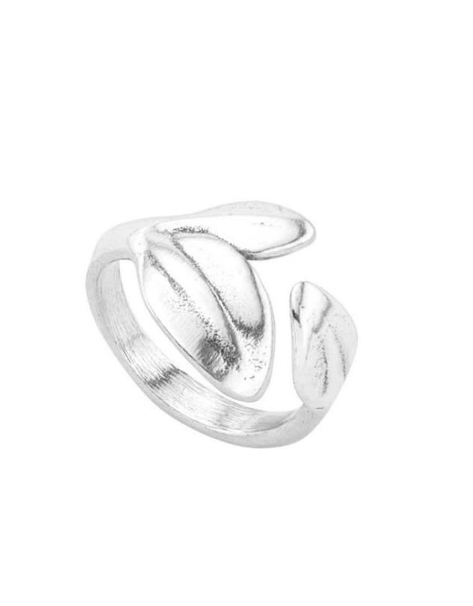 UNOde50 UNO de 50 The Leaf Ring