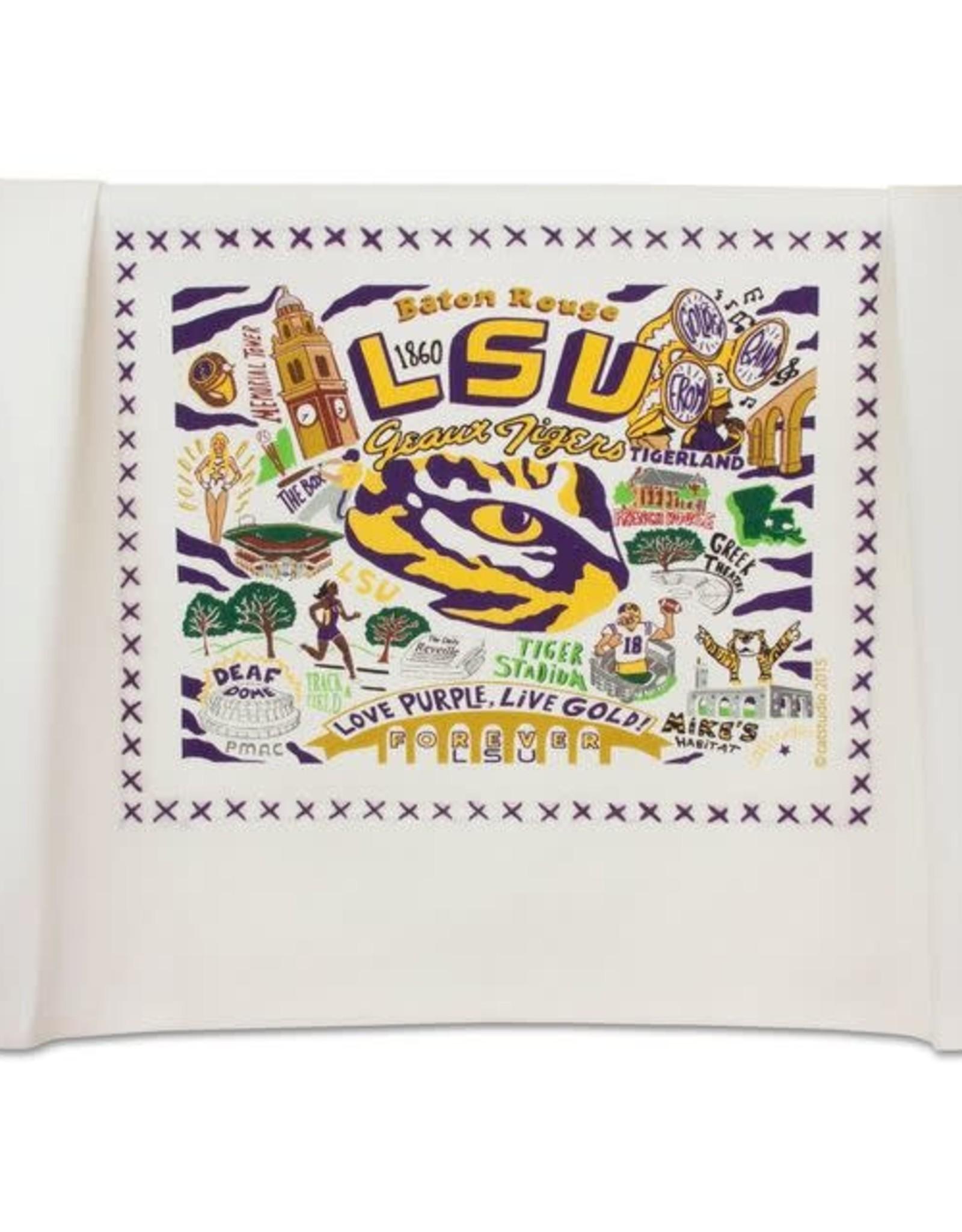 Catstudio Catstudio Collegiate Dish Towel