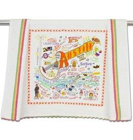 Catstudio Catstudio City Dish Towel