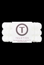 Teleties Teleties Large Coconut Wht