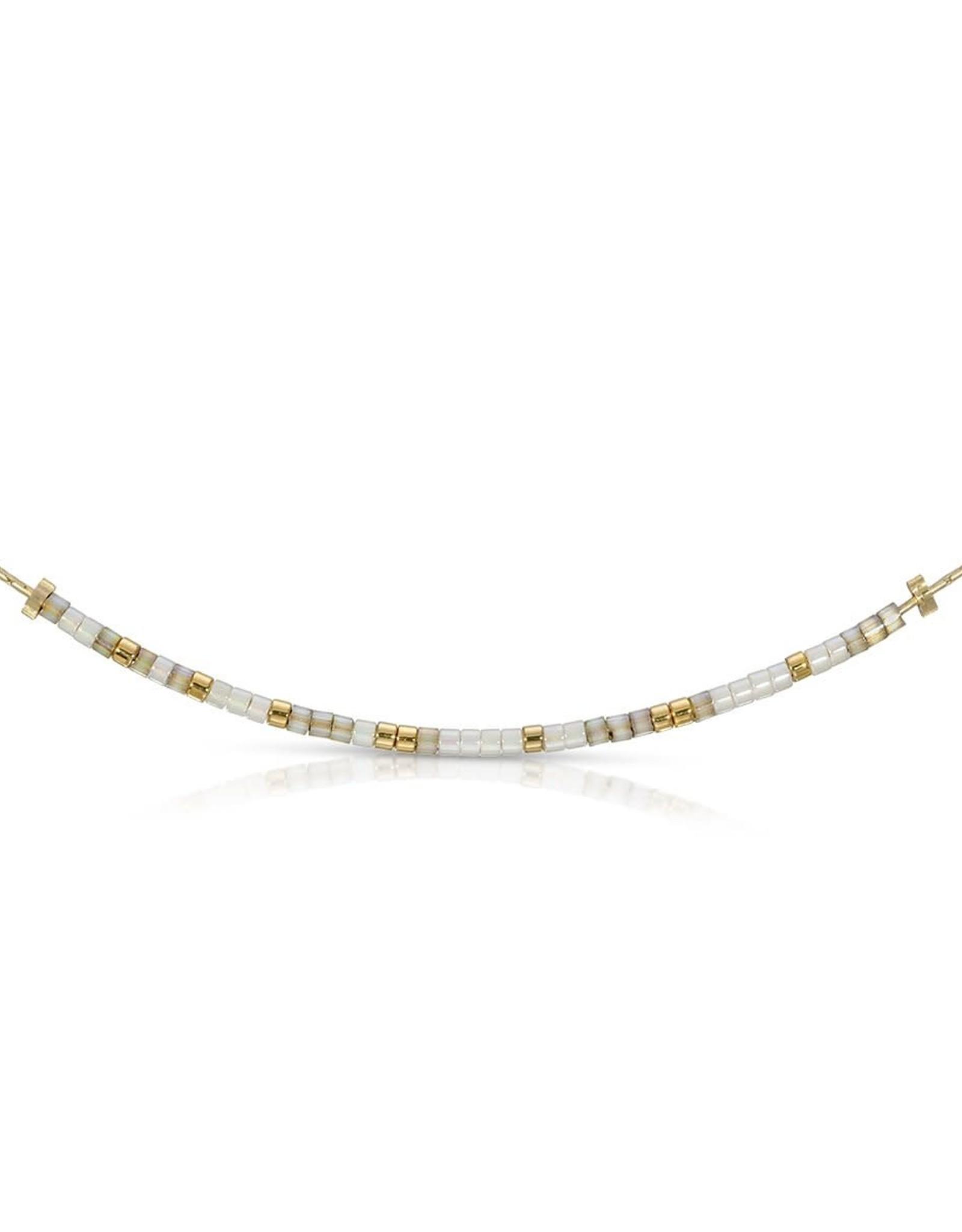 Dot & Dash Design Dot & Dash Necklace Prov 17:17 Gold