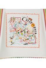 Catstudio Catstudio State Dish Towel California