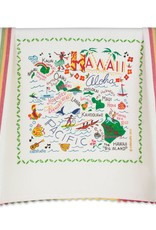 Catstudio Catstudio State Dish Towel Hawaii