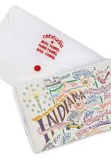Catstudio Catstudio State Dish Towel Indiana