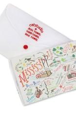 Catstudio Catstudio State Dish Towel Mississippi