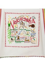 Catstudio Catstudio State Dish Towel Nebraska