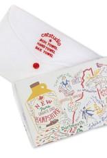 Catstudio Catstudio State Dish Towel New Hampshire