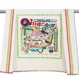 Catstudio Catstudio State Dish Towel Ohio
