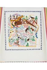 Catstudio Catstudio State Dish Towel Oregon