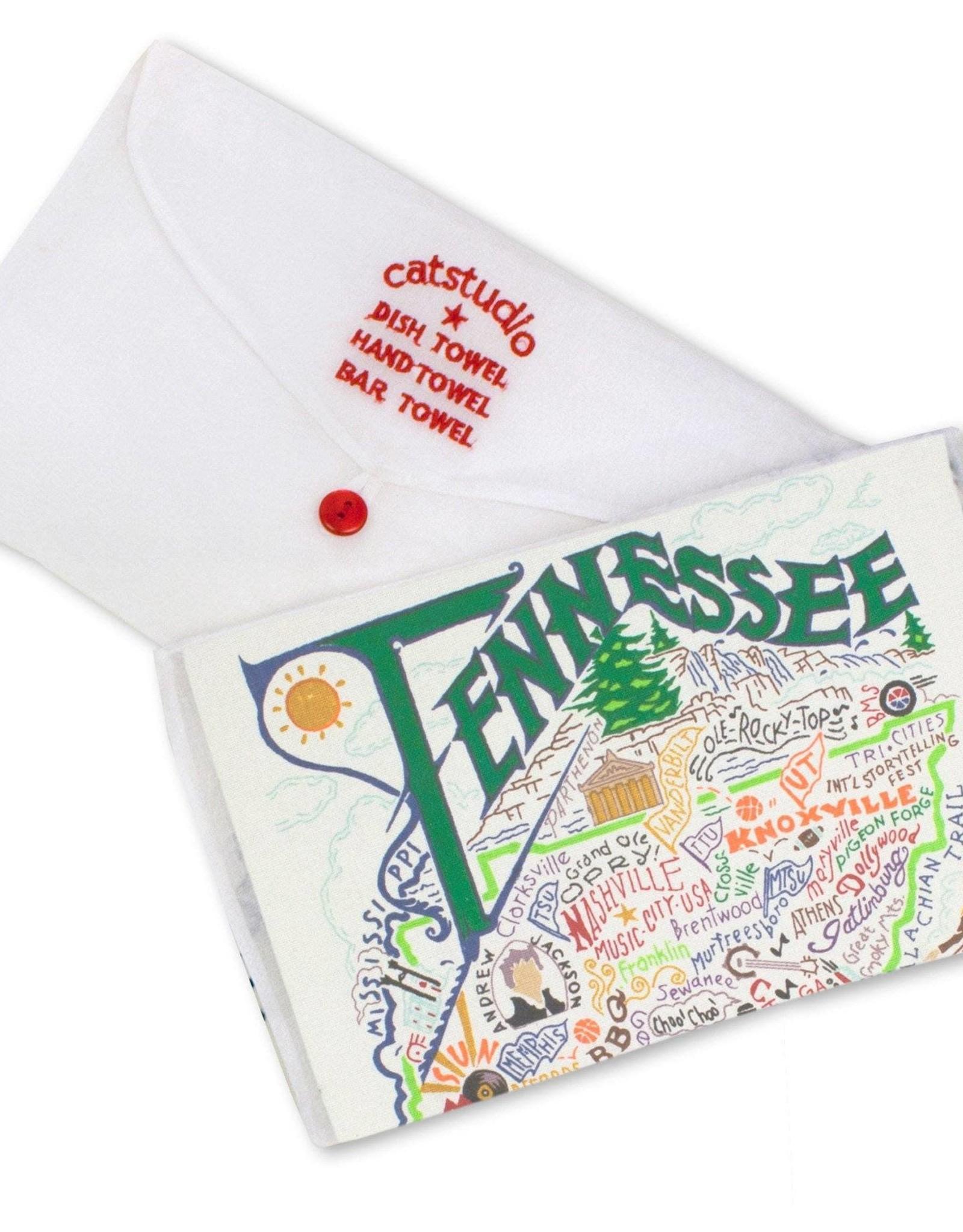 Catstudio Catstudio State Dish Towel Tennessee