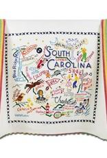 Catstudio Catstudio State Dish Towel South Carolina