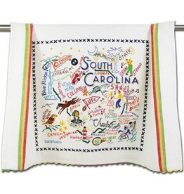 Catstudio Catstudio State Dish Towel South Carolina