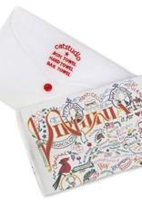 Catstudio Catstudio State Dish Towel Virginia