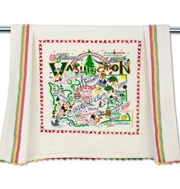 Catstudio Catstudio State Dish Towel Washington St.