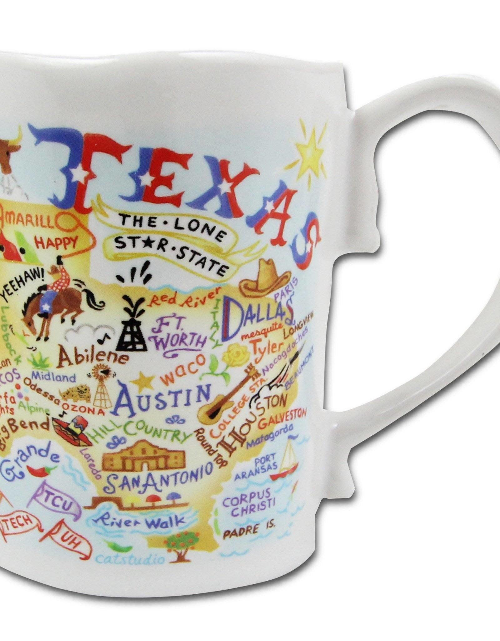 Catstudio Catstudio Texas Mug