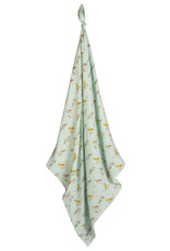 Milkbarn Milkbarn Bamboo Cotton Swaddle Blanket