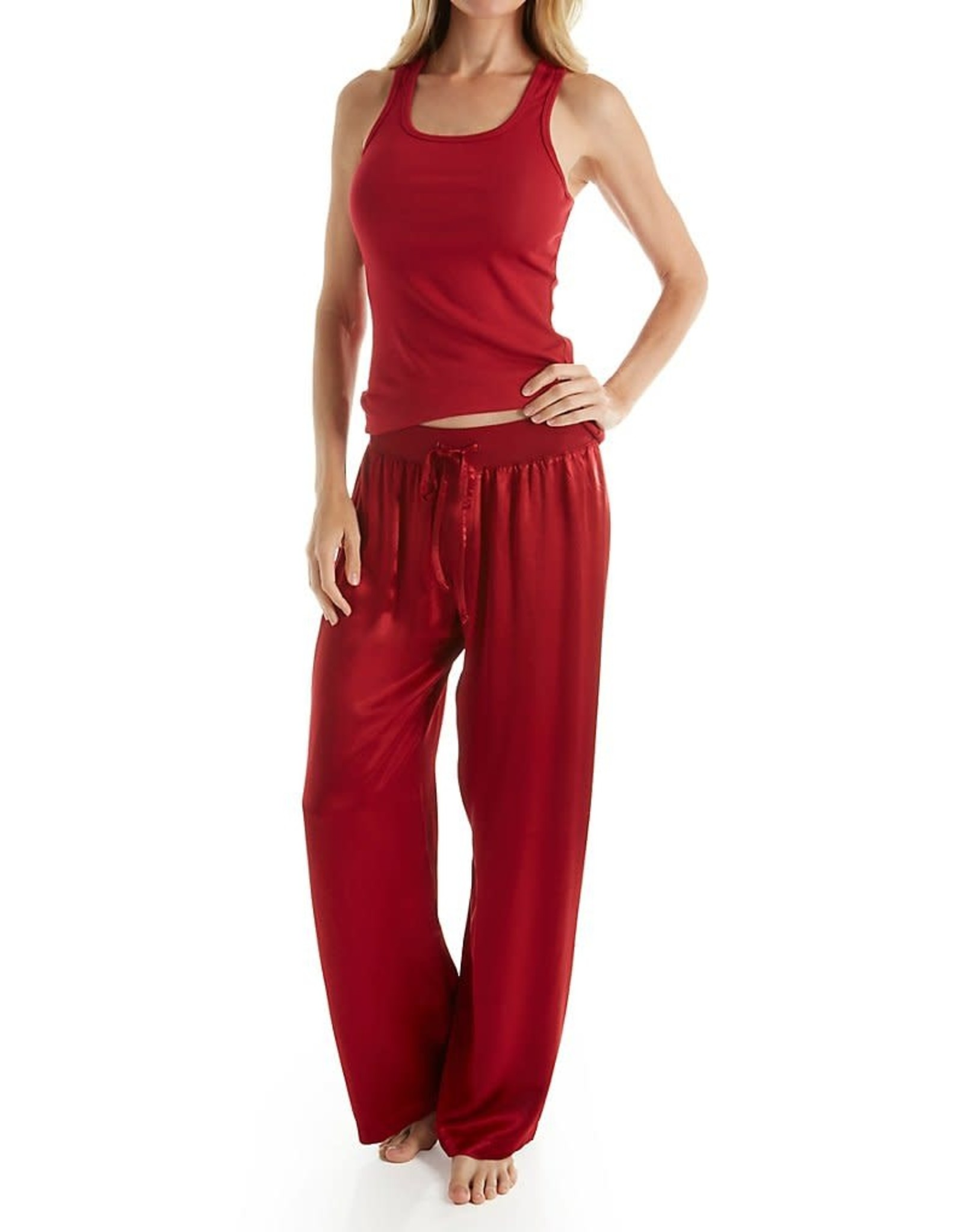 PJ Harlow PJ Harlow Jolie Satin Pant | Pretty Please Boutique & Gifts