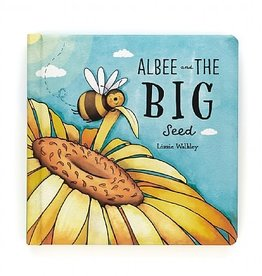 Jellycat Inc. Jellycat Albee and The Big Seed Book