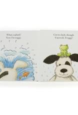 Jellycat Inc. Jellycat Puppy Makes Mischief Book