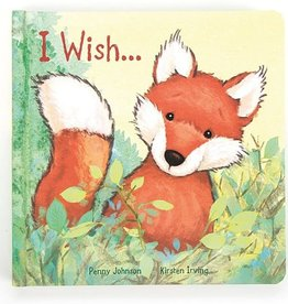 Jellycat Inc. Jellycat I Wish ... Book