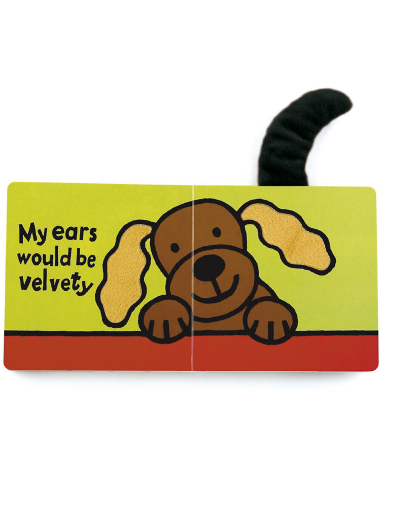 Jellycat Inc. Jellycat If I Were A Puppy Book