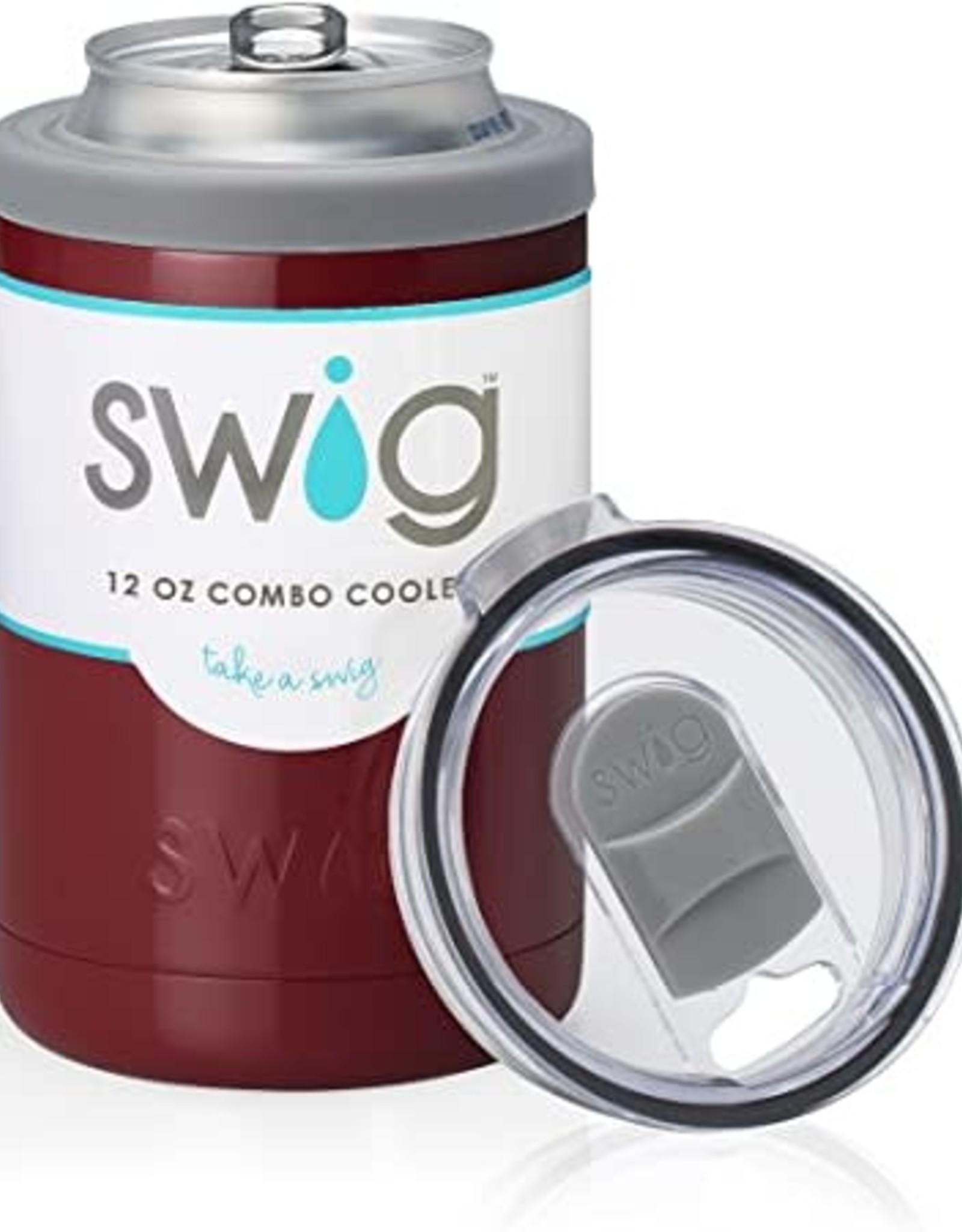 Swig Swig Drinkware Maroon