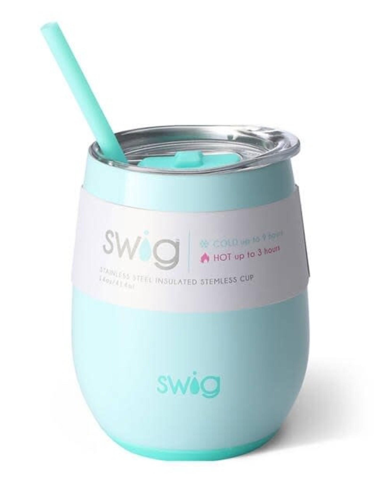 Swig Swig Drinkware Seaglass