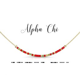 Dot & Dash Design Dot & Dash Sorority Necklace