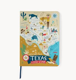 Spartina Spartina Texas Ruled Notebook 5X7""