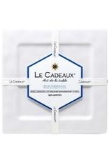 Le Cadeaux Le Cadeux Set of 4 Tapas Plates