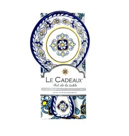 Le Cadeaux Le Cadeux Spoon Rest With Tea Towel