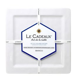 Le Cadeaux Le Cadeux Set of Two Serving Platters