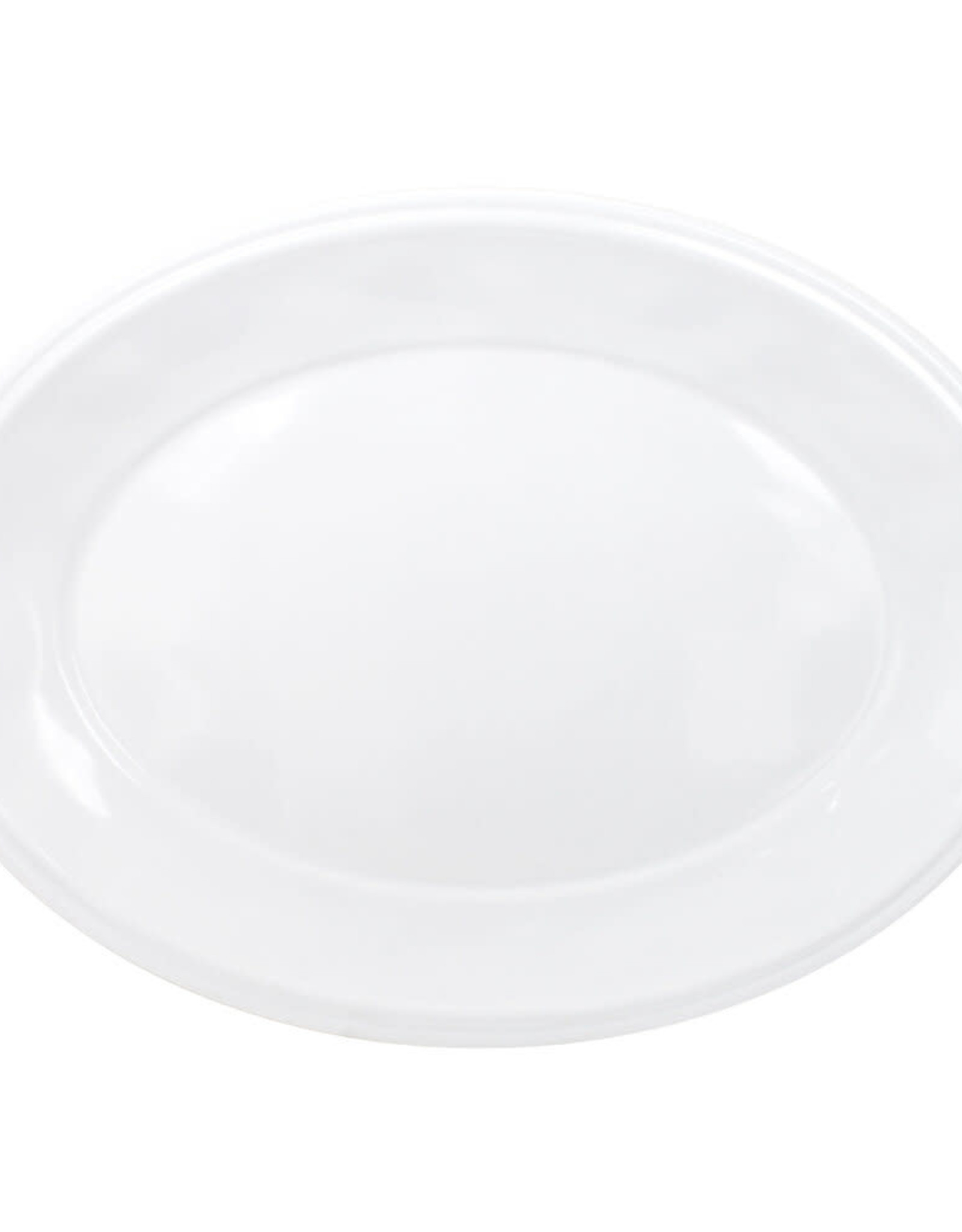 Le Cadeaux Le Cadeux 18 x7 Platter Bianco
