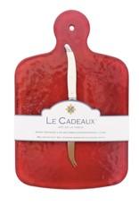 Le Cadeaux Le Cadeux Cheese Board Gift Set