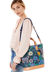 Brighton Brighton Blues Aster Tall Tote