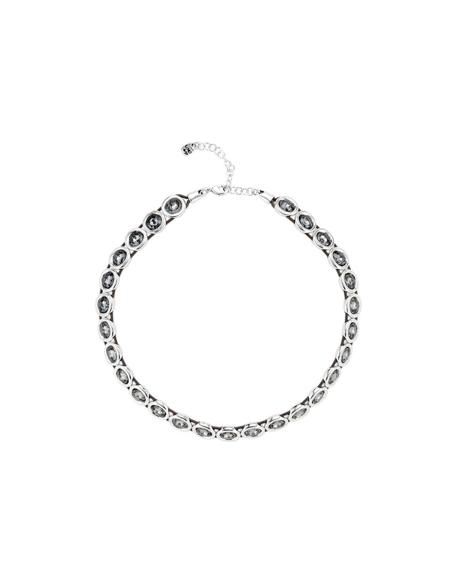 UNOde50 UNO de 50 Too Much Necklace Silver
