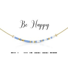 Dot & Dash Design Dot & Dash Inspirational Necklace